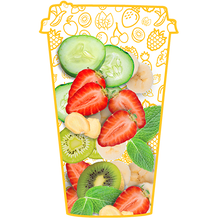Load image into Gallery viewer, Cucumber+Ginger Ready-to-Blend Smoothie
