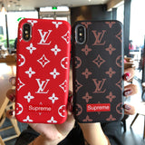 LV x Supreme iPhone Cases | The Hype Planet