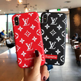 Louis Vuitton x Supreme iPhone Cases | The Hype Planet