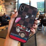 Brown Louis Vuitton iPhone Case | The Hype Planet