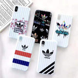 Adidas Trefoil Logo iPhone Case for iPhone 11 and Other Sizes