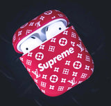 Supreme x Louis Vuitton Airpods Cases | The Hype Planet