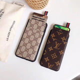 Gucci x Louis Vuitton Wallet iPhone Case | The Hype Planet