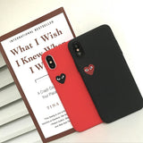 Commes de Garcons Minimalist Case for iPhone