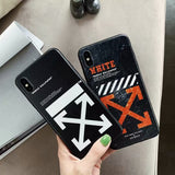 Off-White Logo Tactical Case For Hypebeasts | The Hype Planet