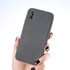Textured Case For iPhone Ultra Thin