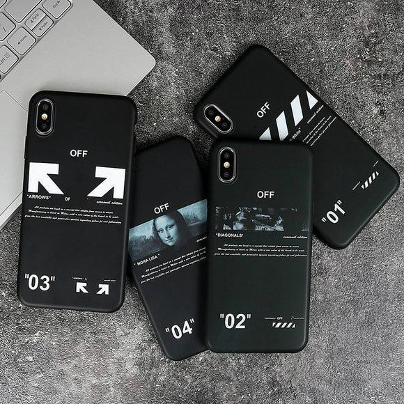 Off-White Phone Case For Hypebeasts | The Hype Planet