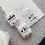 Off-White AirPod Case For Hypebeasts | The Hype Planet