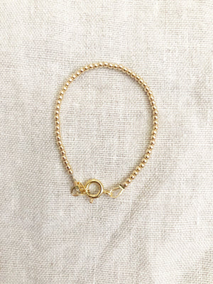 Goldie 2mm Bracelet
