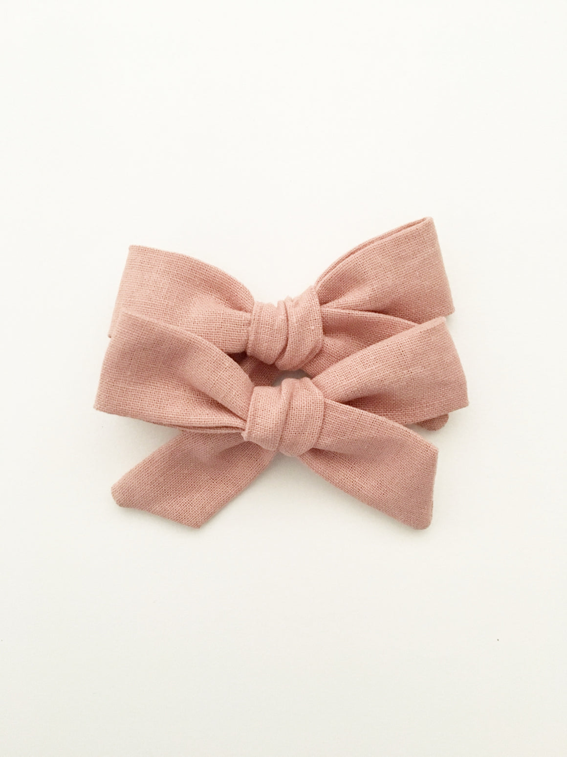 Rose Pink Jane Bow
