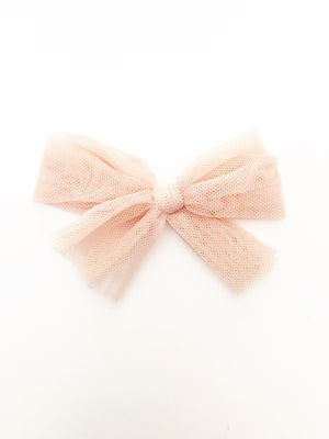 Tulle Jane Bow