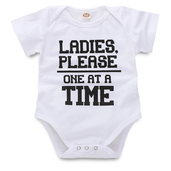 Ladies, Please Onesie