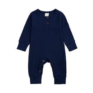 Logan Unisex One Piece - Navy