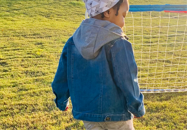 Cool Days Denim Jacket - Infants