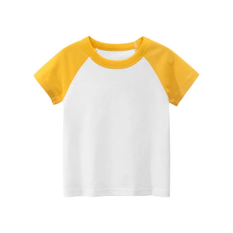 Home Run Tee - Yellow
