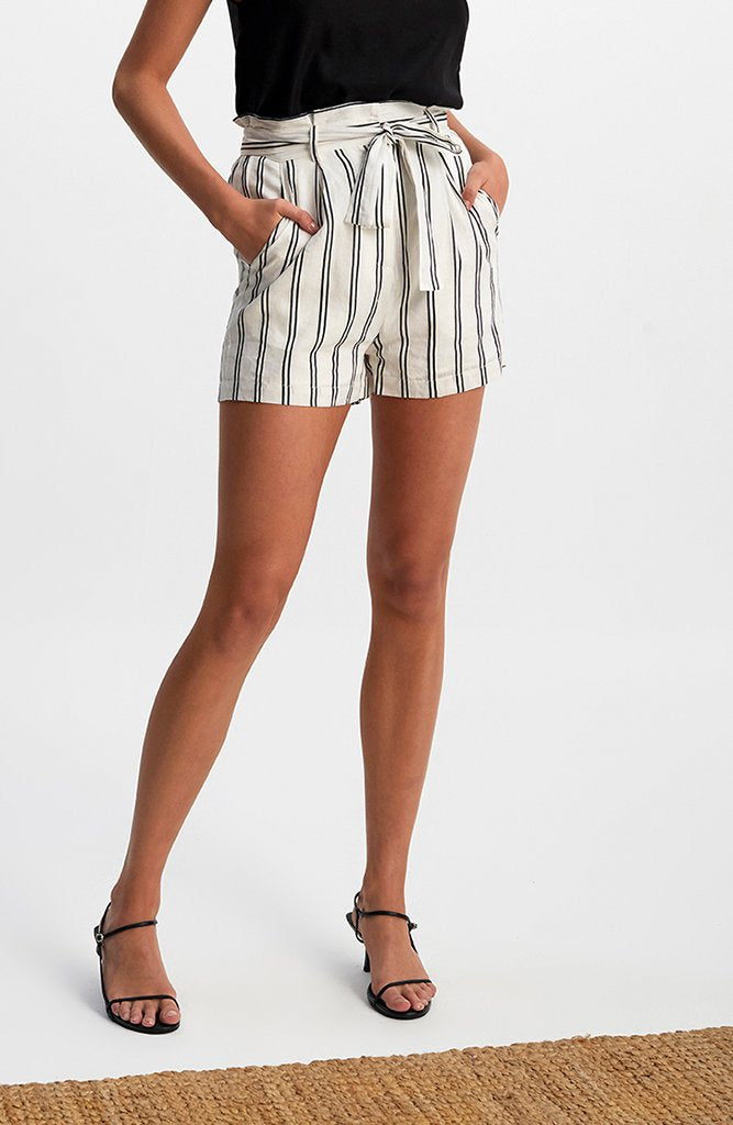 Avenue Paperbag Shorts