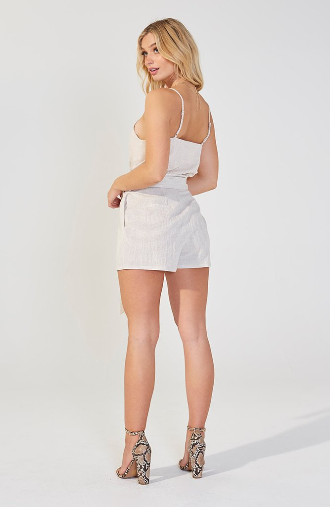 Amaretti Check Short (4384724582493)