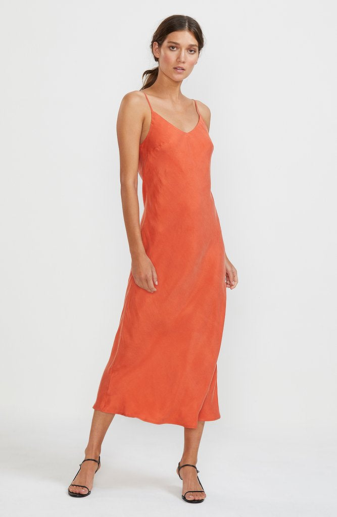 Amelie Bias Slip Dress