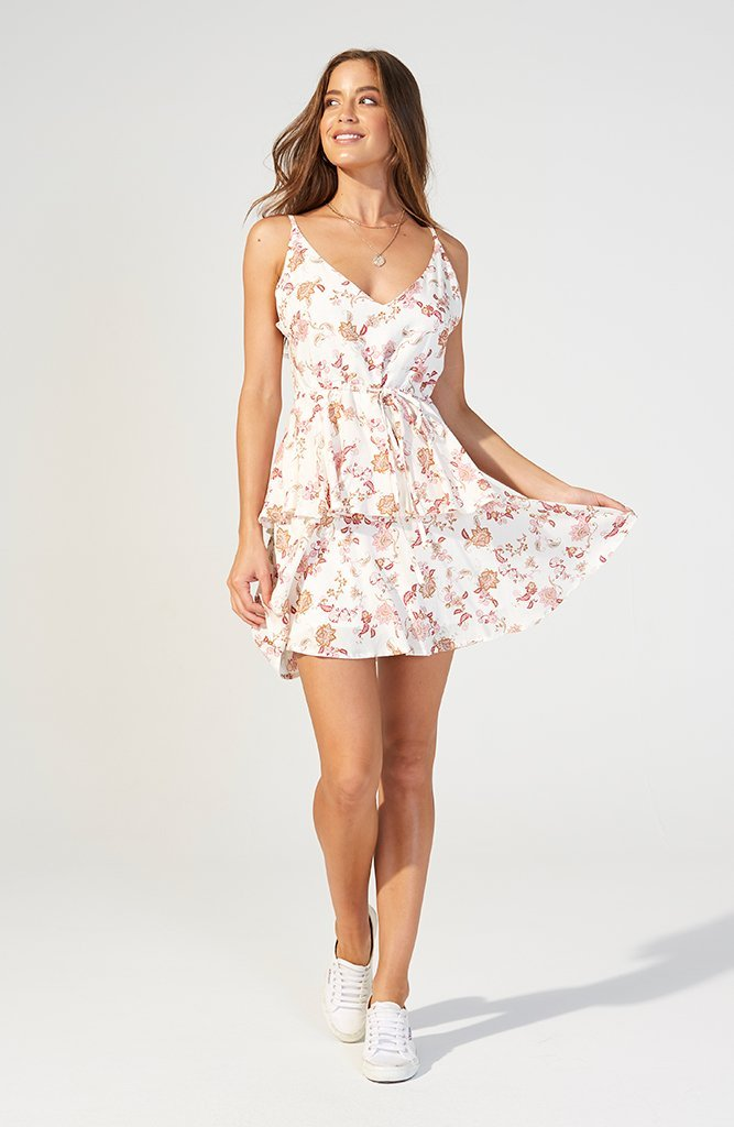 Woodford Mini Dress (4113065705565)