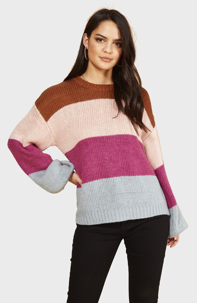 Cozy Up With Me Knit Jumper