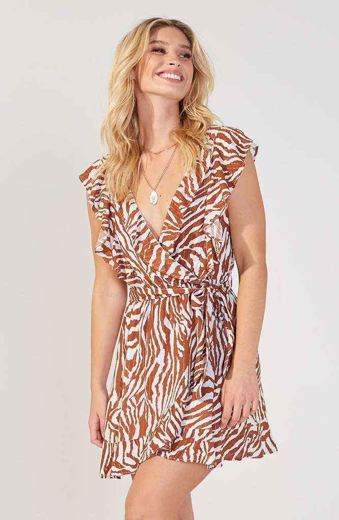 Young And Wild Mini Dress (4317504897117)