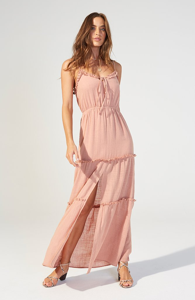 Vaucluse Tiered Maxi Dress (4113065017437)