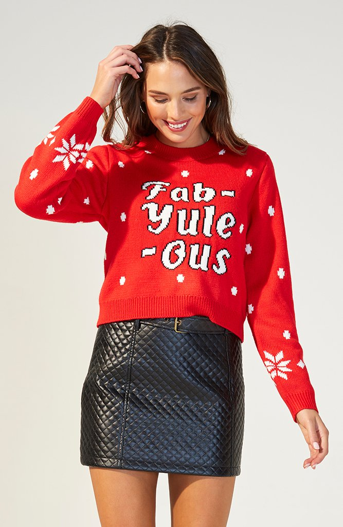 Fabyuleous Knit Sweater (4113067049053)