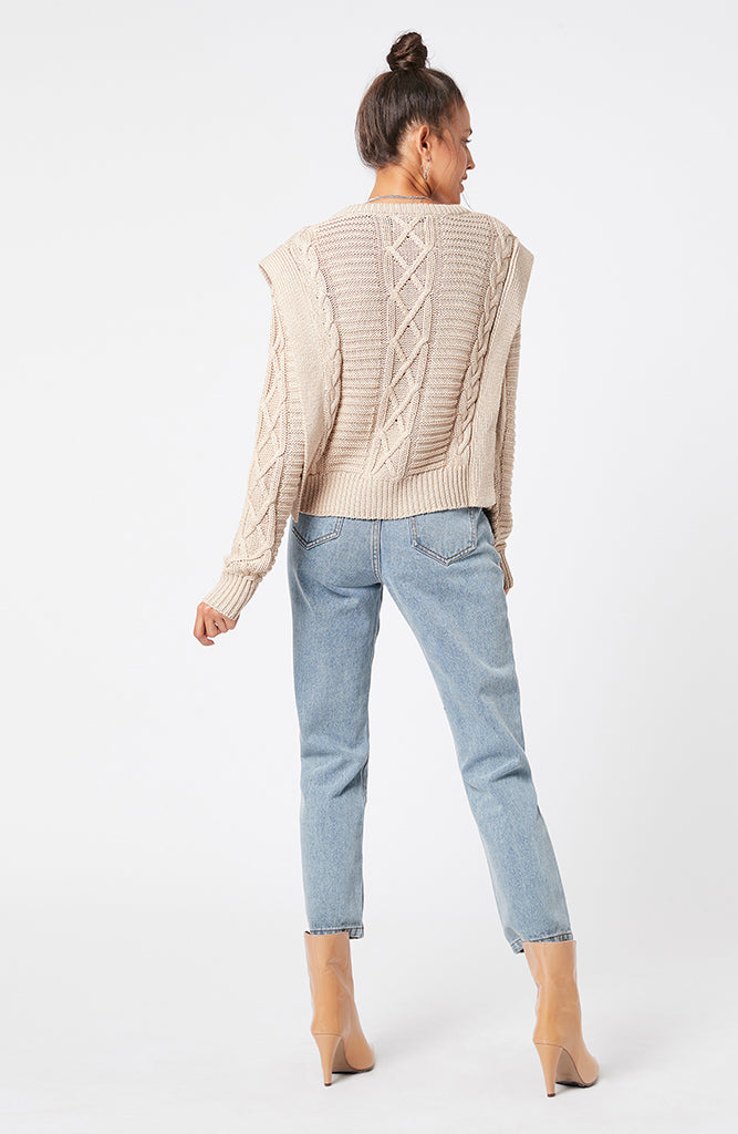DALISAY CABLE KNIT