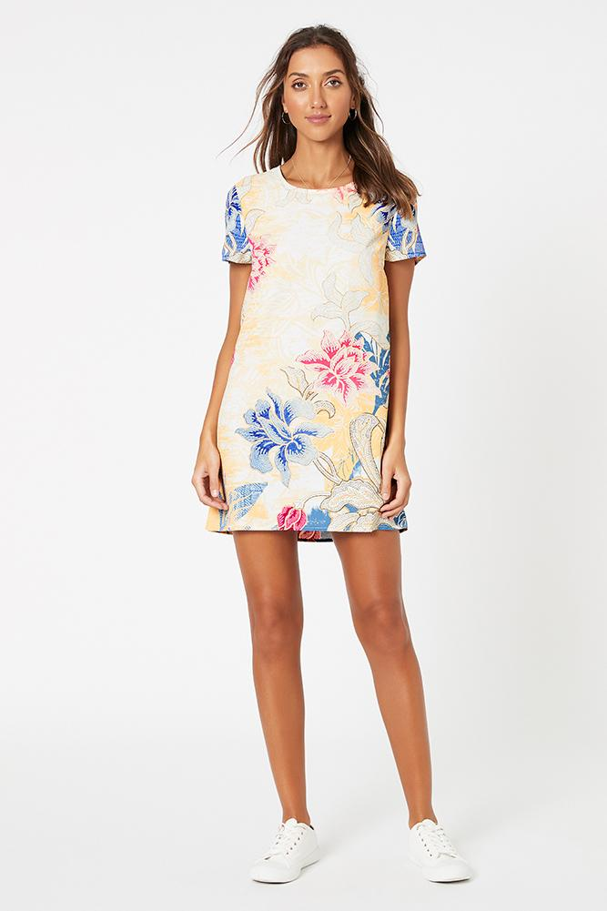 Calm Bliss Tee Dress
