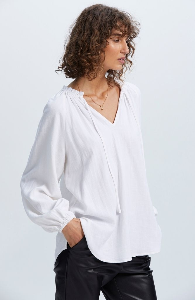 Eternity Smock Blouse