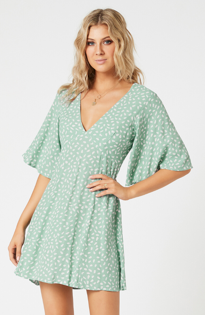 Alannah Tea Dress