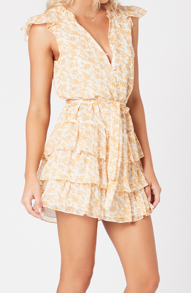 Lana Mini Dress (4507786936413)