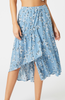 Bluebell Fields Midi Skirt (4507786805341)