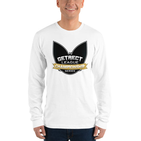 Customizable Long Sleeve American Apparel