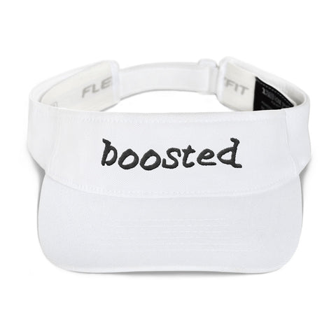 boosted visor