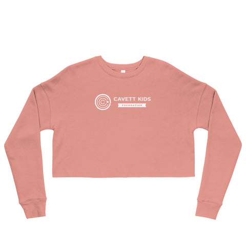 CKF Women's Crop Sweatshirt