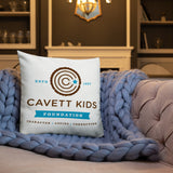 "CKF Throw Pillow 18"" x 18"""