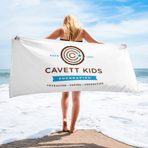 CKF Beach Towel