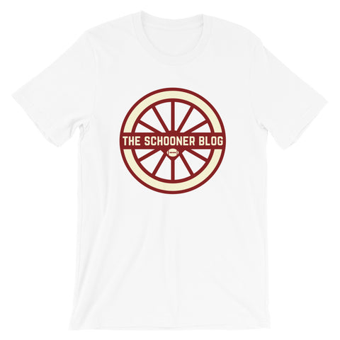 Schooner Blog Cotton T-Shirt