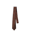 DOT SILK NECK TIE