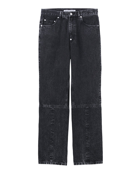 SWITCHING JEANS / BLACK