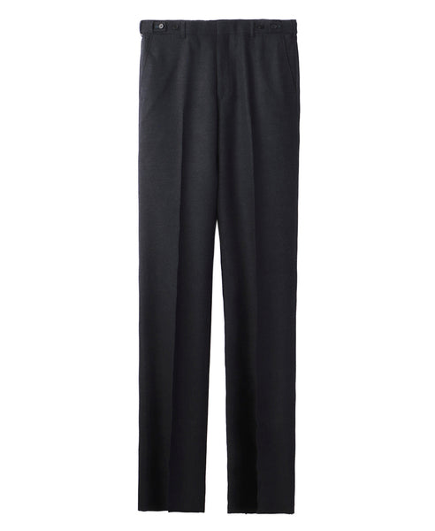 SIDE STRAP TROUSERS / GREEN