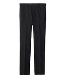 STRAIGHT TROUSERS / BLACK