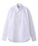 TAB COLLAR SHIRT / WHITE