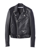 WOMENS LAMB LEATHER JACKET