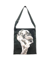 COLLAGE PRINTED TOTE BAG