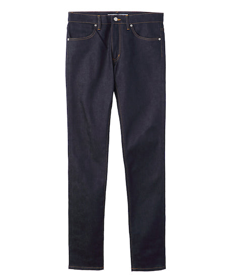 SKINNY DENIM PANTS / INDIGO