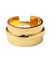 BI-COLOR RING / GOLD