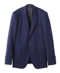 WOOL 2BUTTON JACKET / NAVY