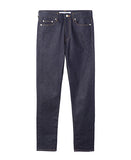 STRAIGHT DENIM PANTS / INDIGO